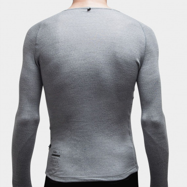 8b33802f3e39 100% Merino LS Baselayer Grey