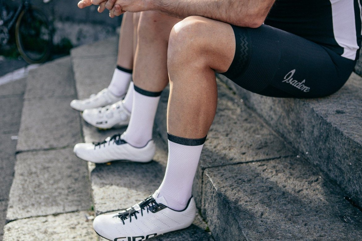 Climber's Socks White