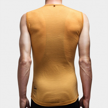 100% Merino SL Baselayer Golden Oak