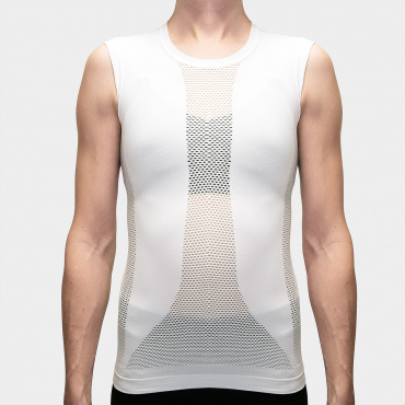 I7A3O7E Echelon SL Baselayer White Damen