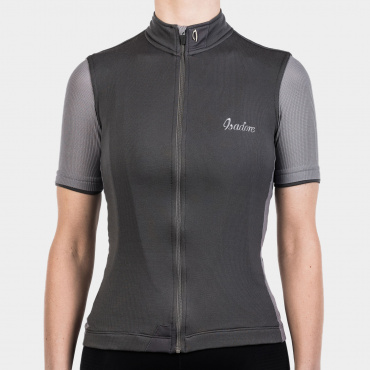 Signature Cycling Jersey Steel Grey / Quicksilver