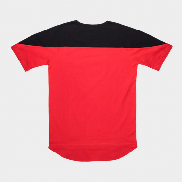 ST T-Shirt Galaxy Rouge