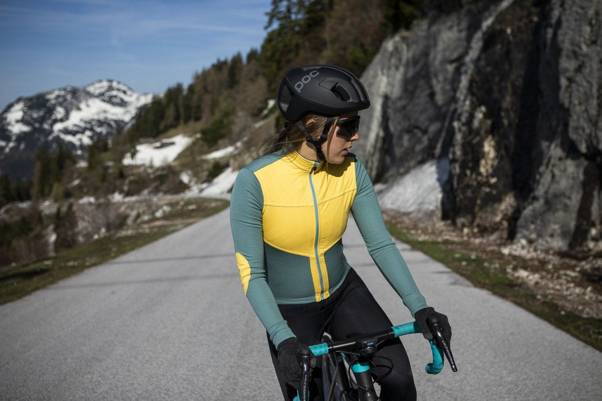 Long Sleeve Shield Jersey Arctic 2.0