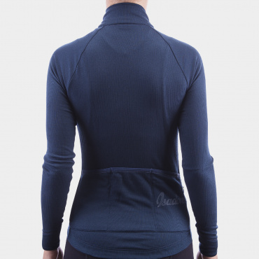 Long Sleeve Jersey Midnight Navy