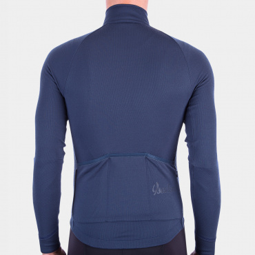 Long Sleeve Jersey Indigo Blue 2.0