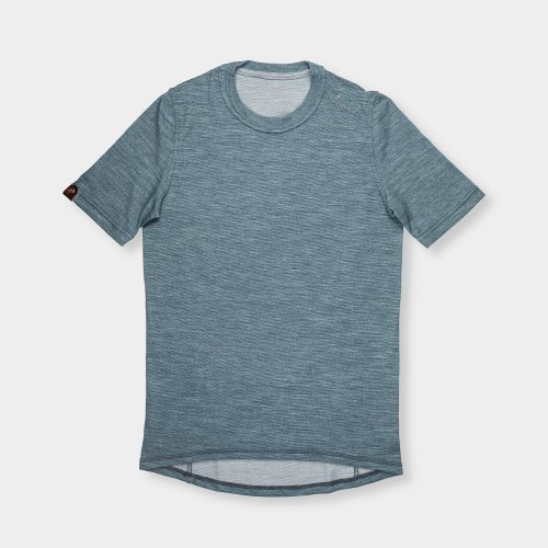 Urban Merino T-Shirt Atlantic Deep