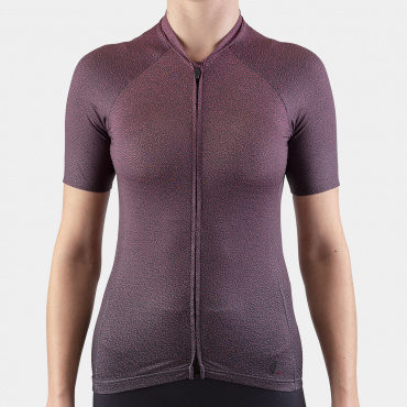Alternative Cycling Jersey Cabernet Women